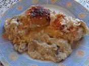 Poulet pêches cuisson four (recette express)