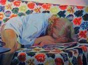 Exposition Peindre acheter Nina Childress Parvis Tarbes