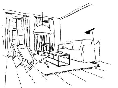 deco relooking mon salon avant apr s paperblog. Black Bedroom Furniture Sets. Home Design Ideas