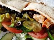 petit brin Bollywood chez Subway sandwich poulet beurre