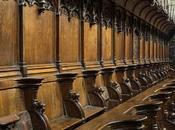 miséricordes dans cathédrale Saint-Pol-de-Léon photos)