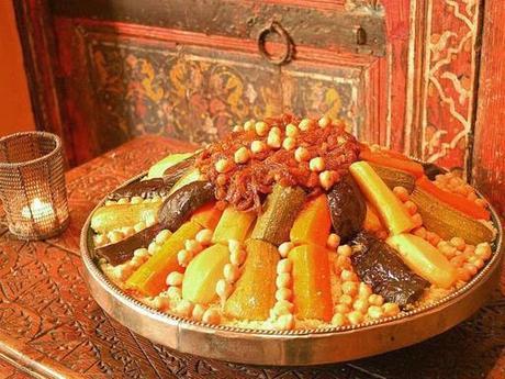 recette : lentilles a la marocaine