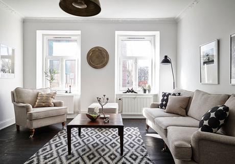 inspiration 3 le salon paperblog. Black Bedroom Furniture Sets. Home Design Ideas