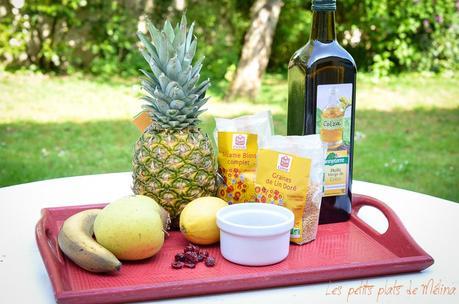 Miam-Ô-fruit Happy Detox - Les Petits Plats de Mélina
