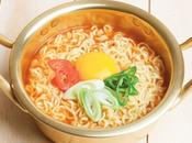 ramyeon coréennes
