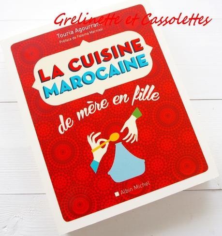 """Parution prochaine en France du livre """"La cuisine marocaine de mère en fille"""""""