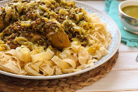 Cuisine marocaine rfissa paperblog - Recette de cuisine choumicha ...