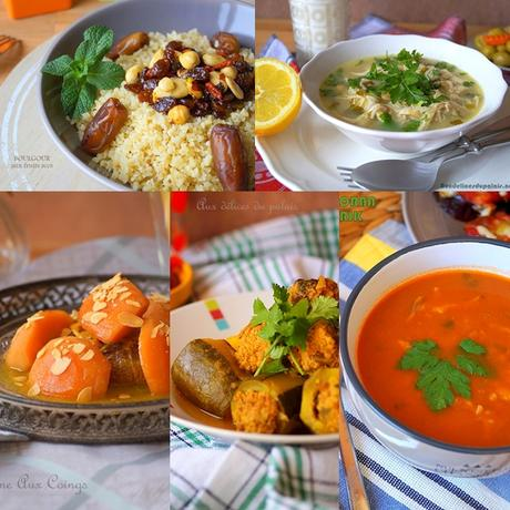 Recette ramadan 2016 plats soupes d couvrir - Cuisine tunisienne ramadan ...