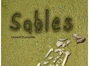 """""""Sables"""" Laurent Dumortier"""
