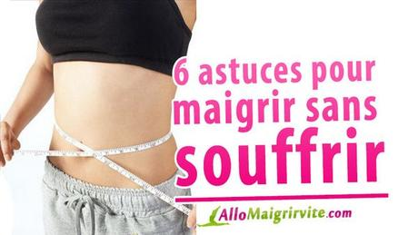 """W3 site """" Astuces pour maigrir naturellement """""""
