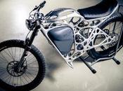 Light Rider moto imprimée Apworks