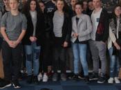 Première visite entreprise avec élèves lycée arthur varoquaux