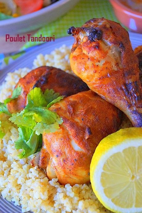 poulet tandoori facile recette indienne paperblog. Black Bedroom Furniture Sets. Home Design Ideas