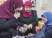 Jérusalem formation gestes sauvent pour gardiens Mosquée Al-Aqsa, quelques jours Ramadan