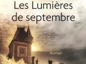 lumières septembre