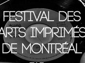 GRANDE foire d'art imprimé Festival Arts Imprimés Montréal