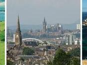 Selection livres spécial Tourisme Irlande, Bretagne Glasgow l'honneur..