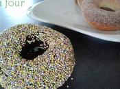 Donuts cuits four