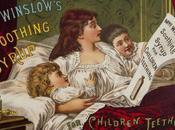 …L'un médicaments pour enfants plus vendus XIXe siècle était principalement composé morphine d'alcool?