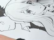 [Vidéo] Yoshitoki OIMA dessine héros Silent Voice
