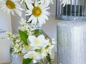 Petits vases improvisés (recyclage)