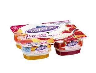 regime dukan yaourt 0 aux fruits