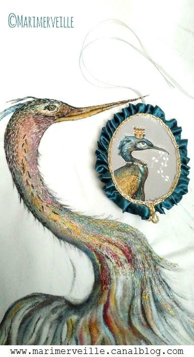 Il était une fois en contes d'oiseaux Marimerveille1