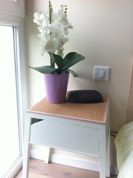 diy table de chevet selje ik a li ge paperblog. Black Bedroom Furniture Sets. Home Design Ideas