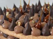 Fantastik praliné, chocolat corsé noisettes caramelisées
