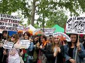Marche contre abattoirs
