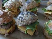 Mini hamburger apéro