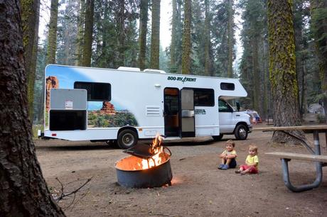 Ouest Américain en camping-car