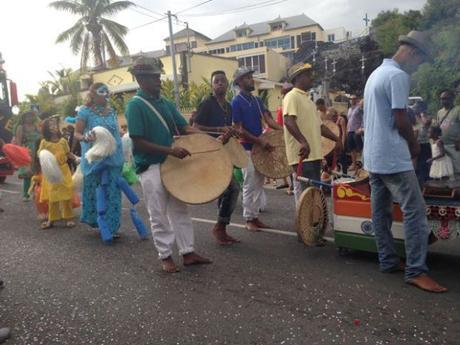 Le carnaval de Grand Boucan