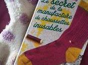 secret manufacture chaussettes inusables