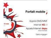 Free Mobile forfait (50Go data) gratuit pendant mois