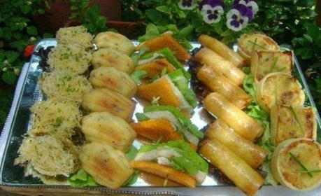 Cuisine marocaine entrees froides voir for Entrees faciles froides
