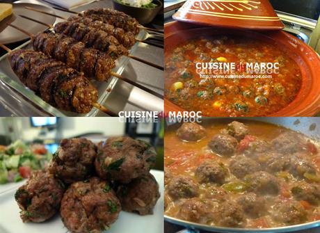 cuisine marocaine kebda