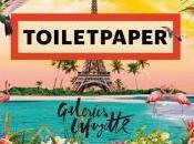 Galeries LAFAYETTE TOILETPAPER Juillet Septembre 2016