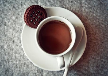 bienfait du chocolat en poudre