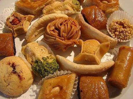 Recette de cuisine marocaine patisserie for Cuisine patisserie