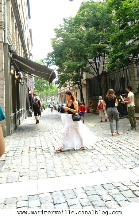Promenade 2 à Lyon - marimerveille