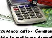 Assurance auto trop cher Choisir meilleure formule
