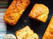 Mini cake saumon l'aneth