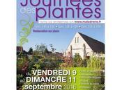 Découvrez 4ème édition Journées Plantes Beauvais Maladrerie Saint-Lazare, septembre 2016 rencontrez horticulteurs, pépiniéristes jardiniers ville
