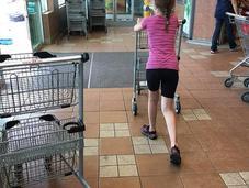 Quand fille (handicapée), fait #jeudiconfession
