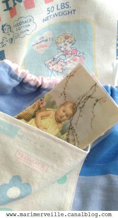 poche sac à linge Feedsack - Marimerveille