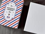 Monsieur Barbier, coffret Super Daddy