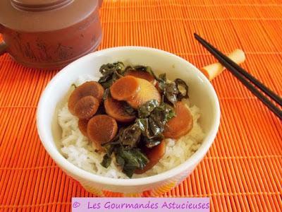 Navets marteaux consoude et capucine l 39 asiatique vegan paperblog - Comment cuisiner les navets ...
