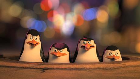 Chaque jour de juillet, un film incontournable à prix réduit:  Aujourd'hui Les Pingouins de Madagascar