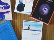 sélection livres pour l'été
